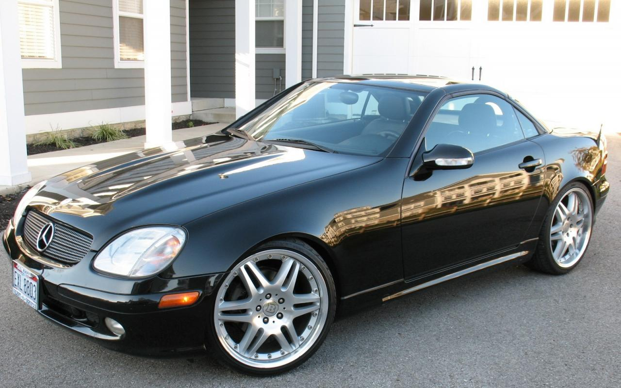 2001 mercedes benz slk class photos informations for 2001 mercedes benz slk320