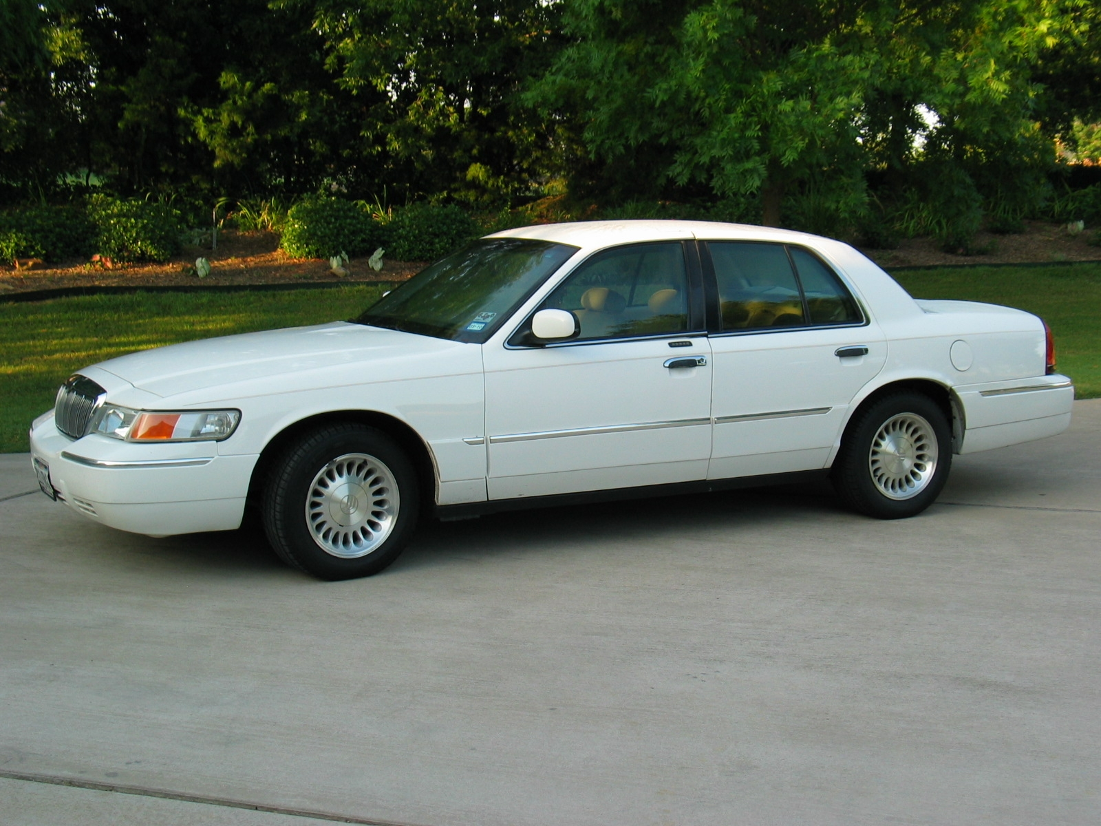 2001 Mercury Grand Marquis #17
