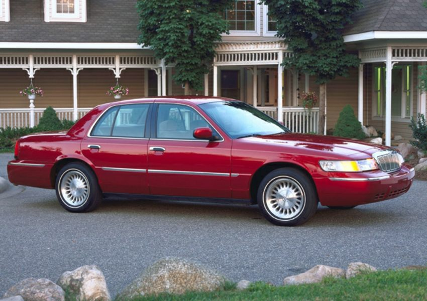 2001 Mercury Grand Marquis #18