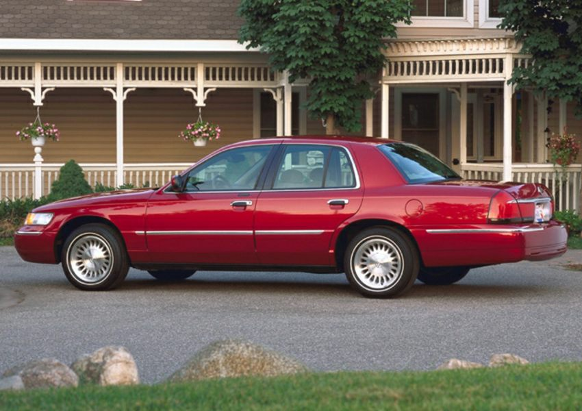 2001 Mercury Grand Marquis #19
