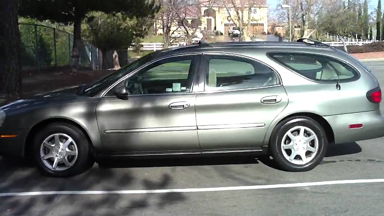 2001 Mercury Sable #18