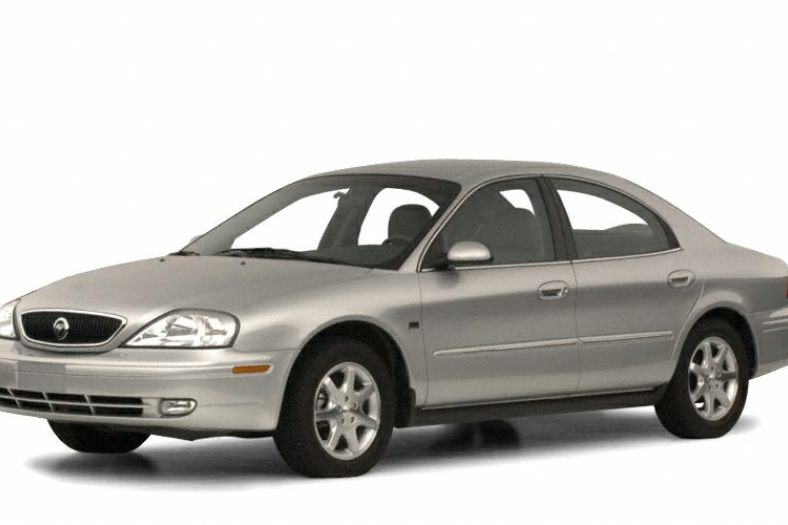 2001 Mercury Sable #17