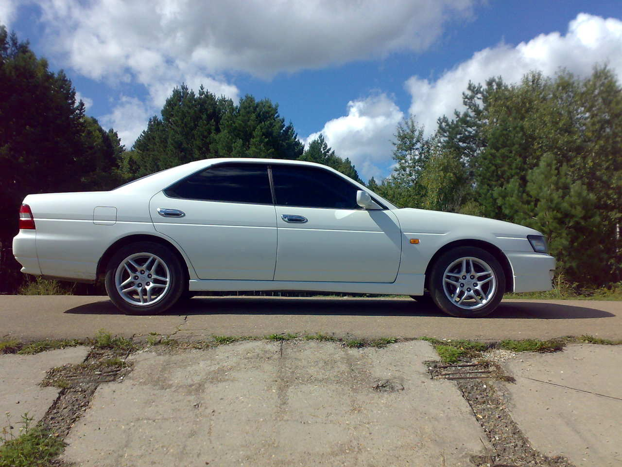 2001 Nissan Laurel #20