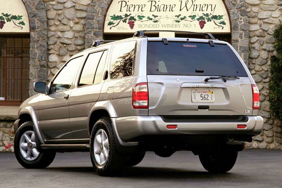 High Quality 2001 Nissan Pathfinder #18