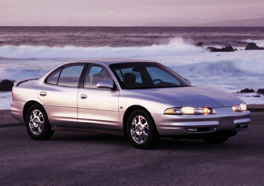 2001 Oldsmobile Intrigue #16