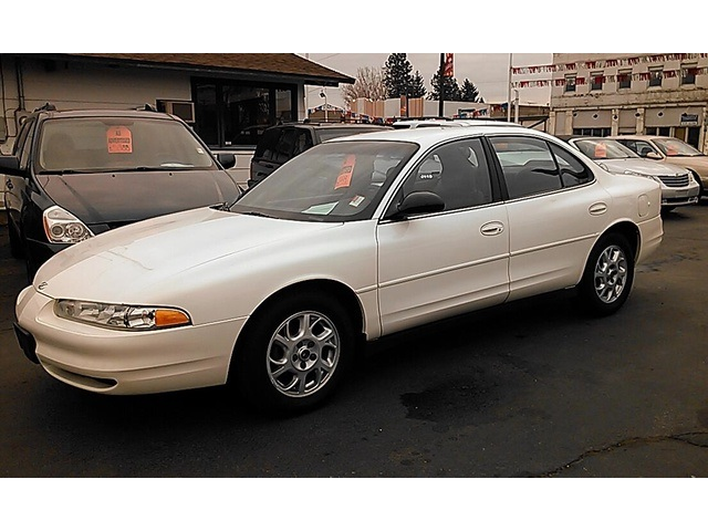 2001 Oldsmobile Intrigue #24