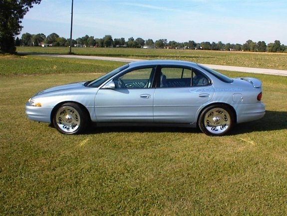2001 Oldsmobile Intrigue #23