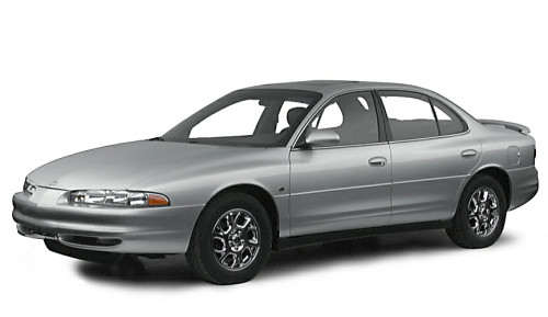 2001 Oldsmobile Intrigue #22