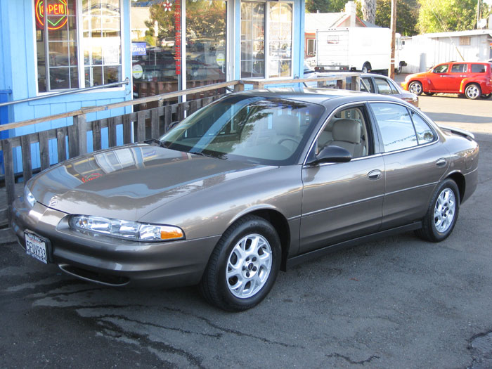 2001 Oldsmobile Intrigue #27