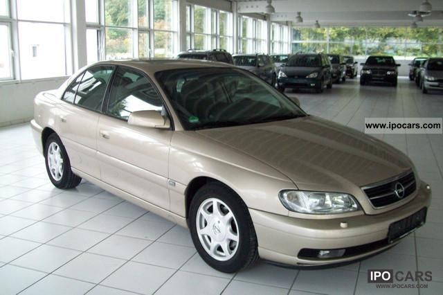 2001 Opel Omega Photos Informations Articles Bestcarmag
