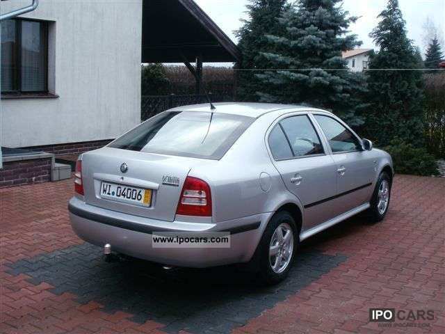 2001 Skoda Octavia Photos, Informations, Articles ...