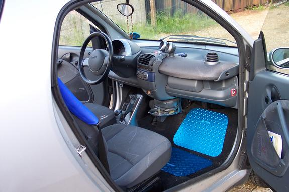 2001 Smart ForFour #16