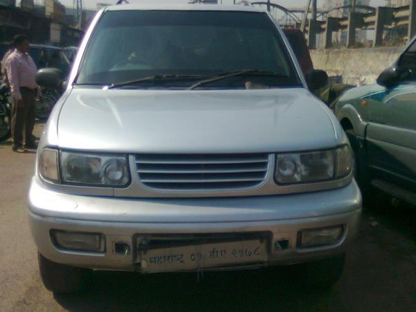 2001 Tata Safari #15