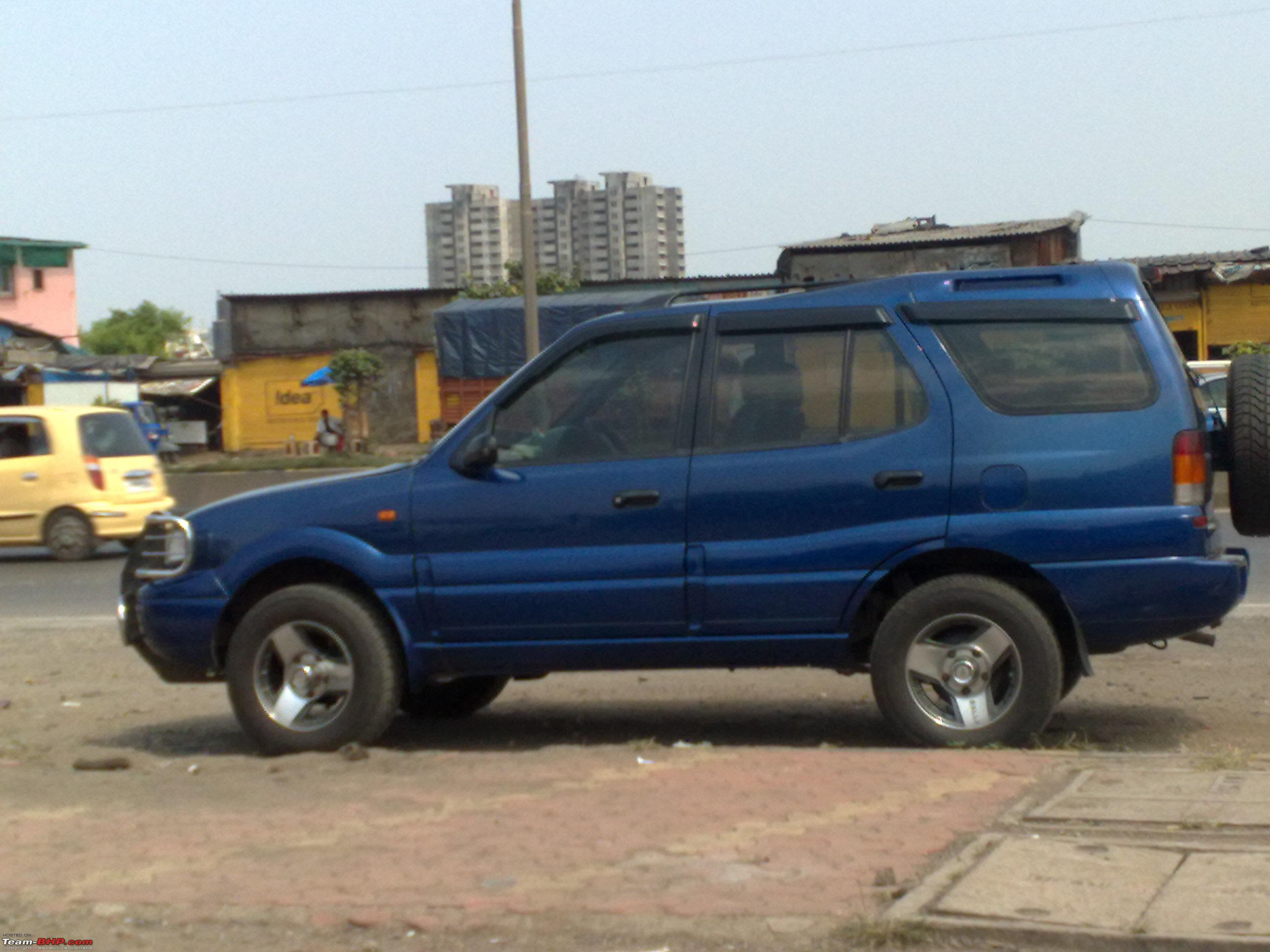 2001 Tata Safari #20