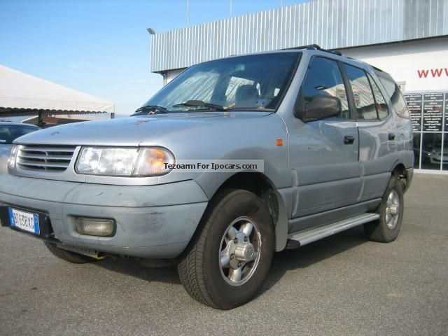 2001 Tata Safari #19