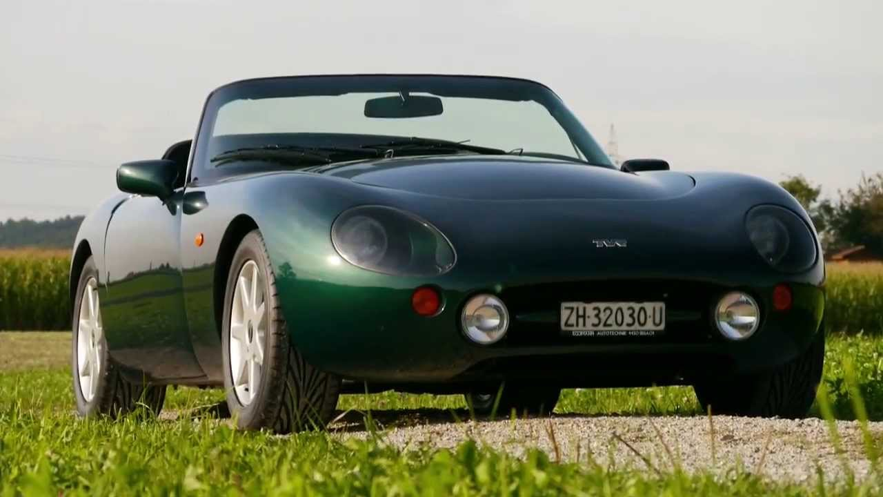2001 TVR Griffith #16