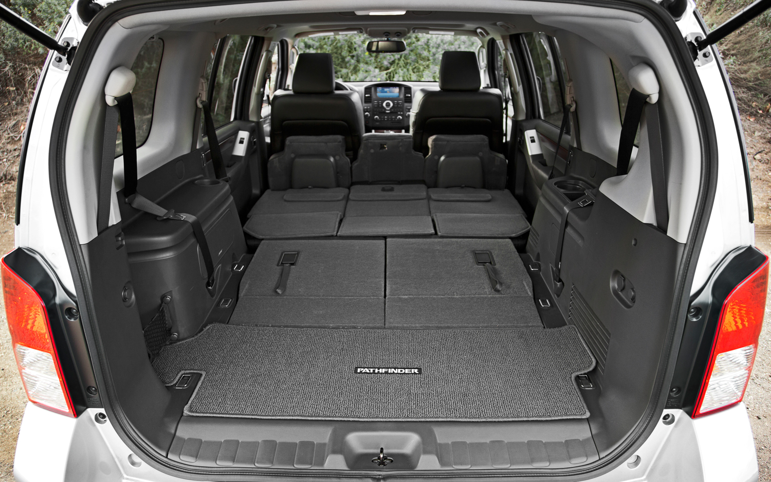 2012 Nissan Pathfinder Photos Informations Articles