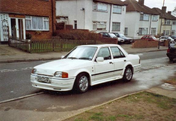 1989 Ford Orion #9