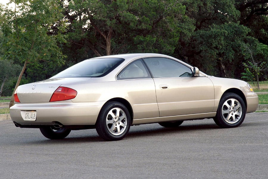 2002 Acura Cl Photos Informations Articles Bestcarmag Com