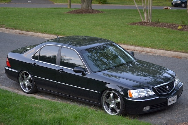 2002 Acura Rl Photos, Informations, Articles - BestCarMag.com