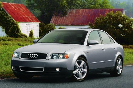 2002 Audi A4 Photos Informations Articles Bestcarmag