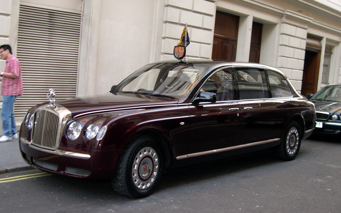 2002 Bentley State Limousine #16