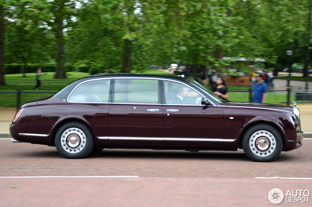 2002 Bentley State Limousine #20