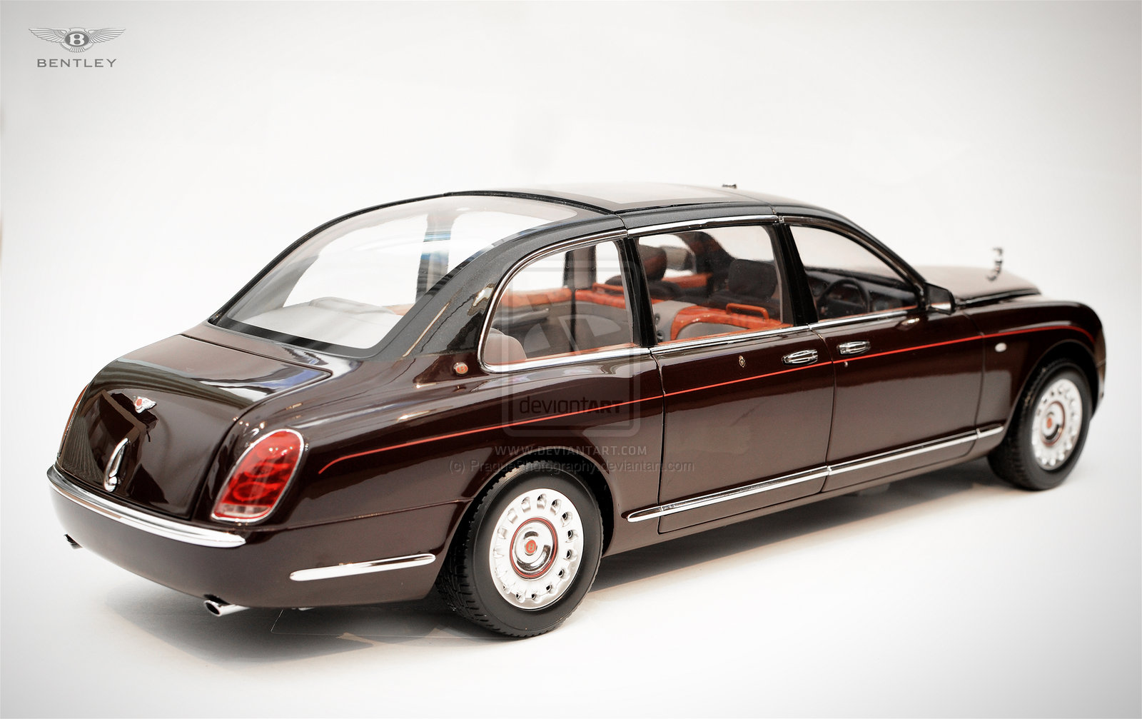 2002 Bentley State Limousine #17