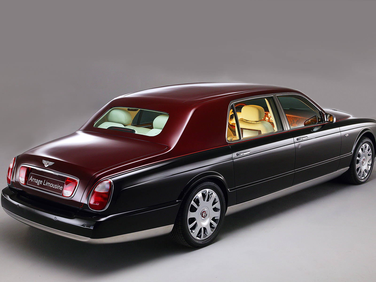 2002 Bentley State Limousine #23