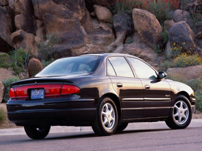 2002 Buick Regal #17