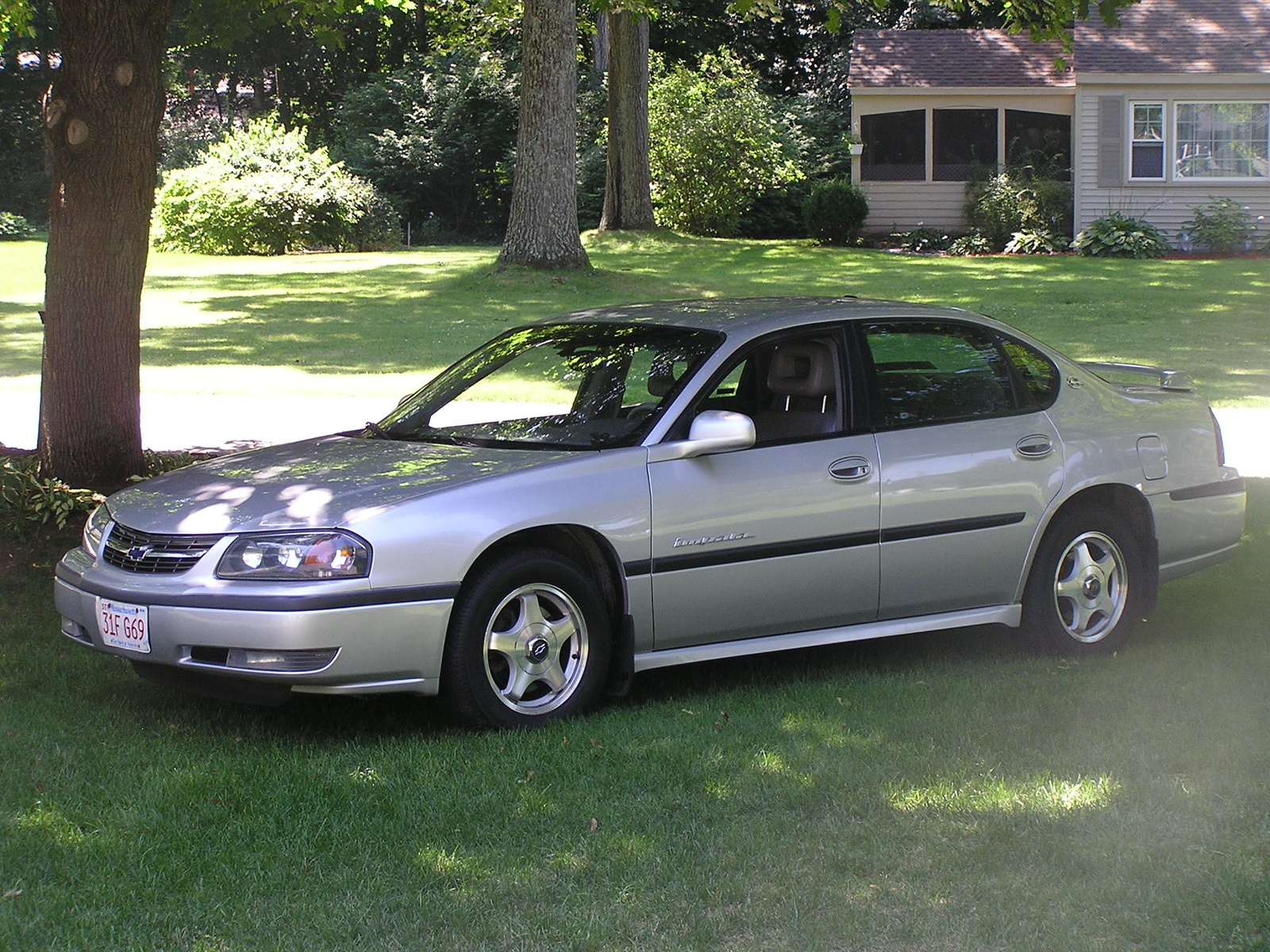 2002 Chevrolet Impala Photos Informations Articles Chevy Wiring Diagram 19