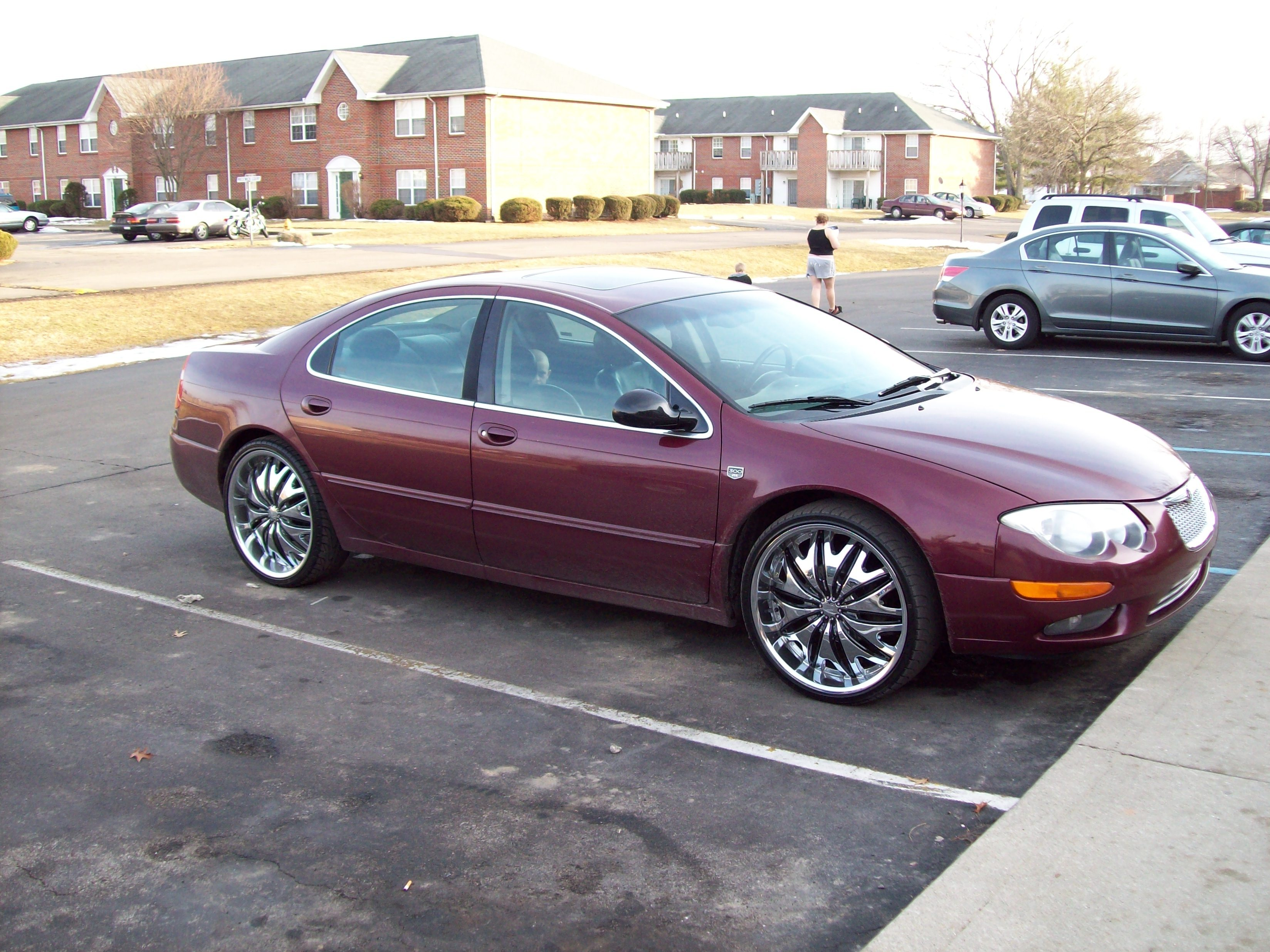 2002 Chrysler 300m #14