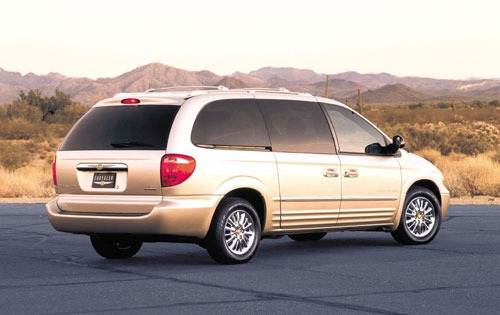 2002 Chrysler Town And Country #15