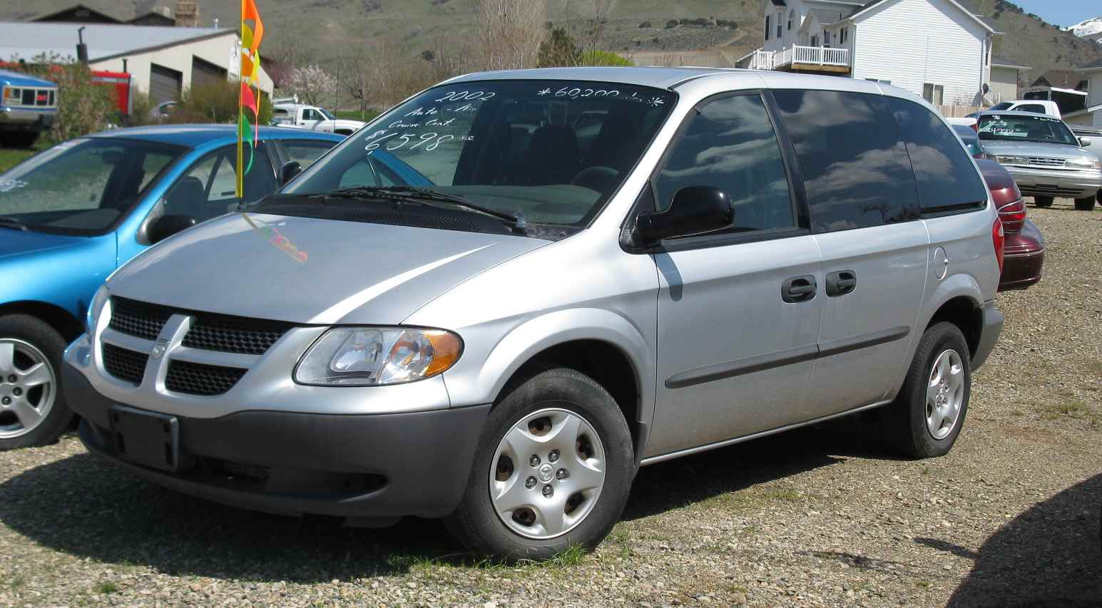 2002 dodge caravan photos informations articles. Black Bedroom Furniture Sets. Home Design Ideas