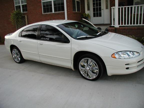 2002 Dodge Intrepid #20