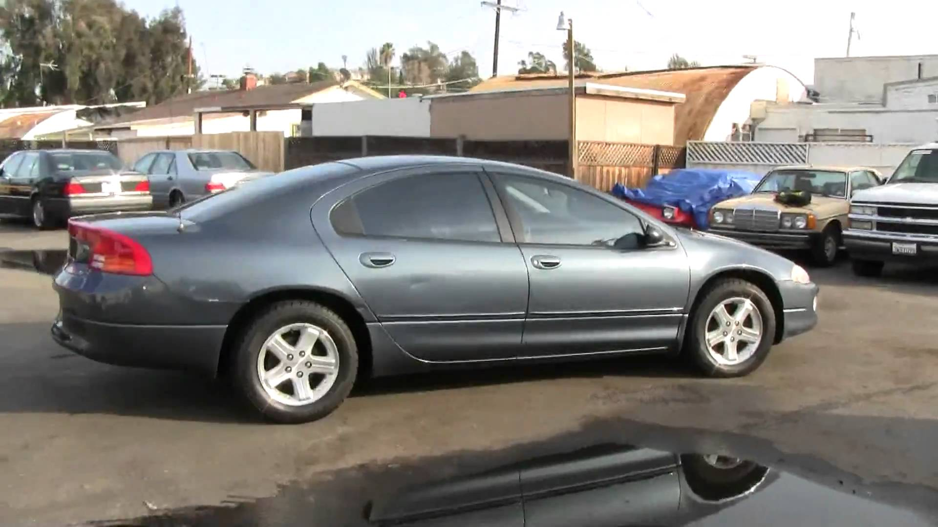 2002 Dodge Intrepid #18