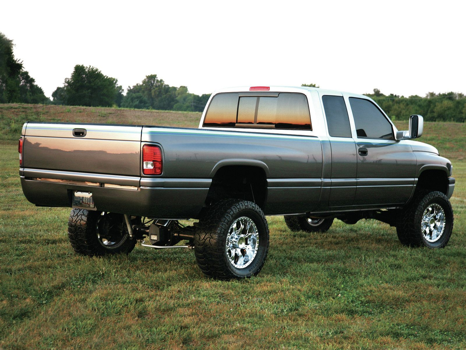 2002 Dodge Ram Pickup 2500 Photos Informations Articles 2014 Challenger Wiring Diagrams 13
