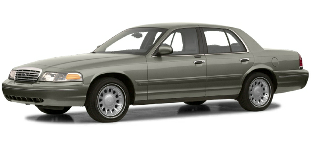 2002 Ford Crown Victoria #22