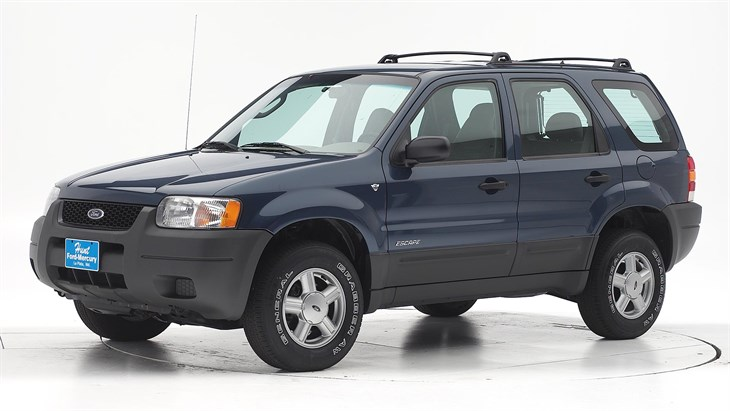 2002 Ford Escape #21