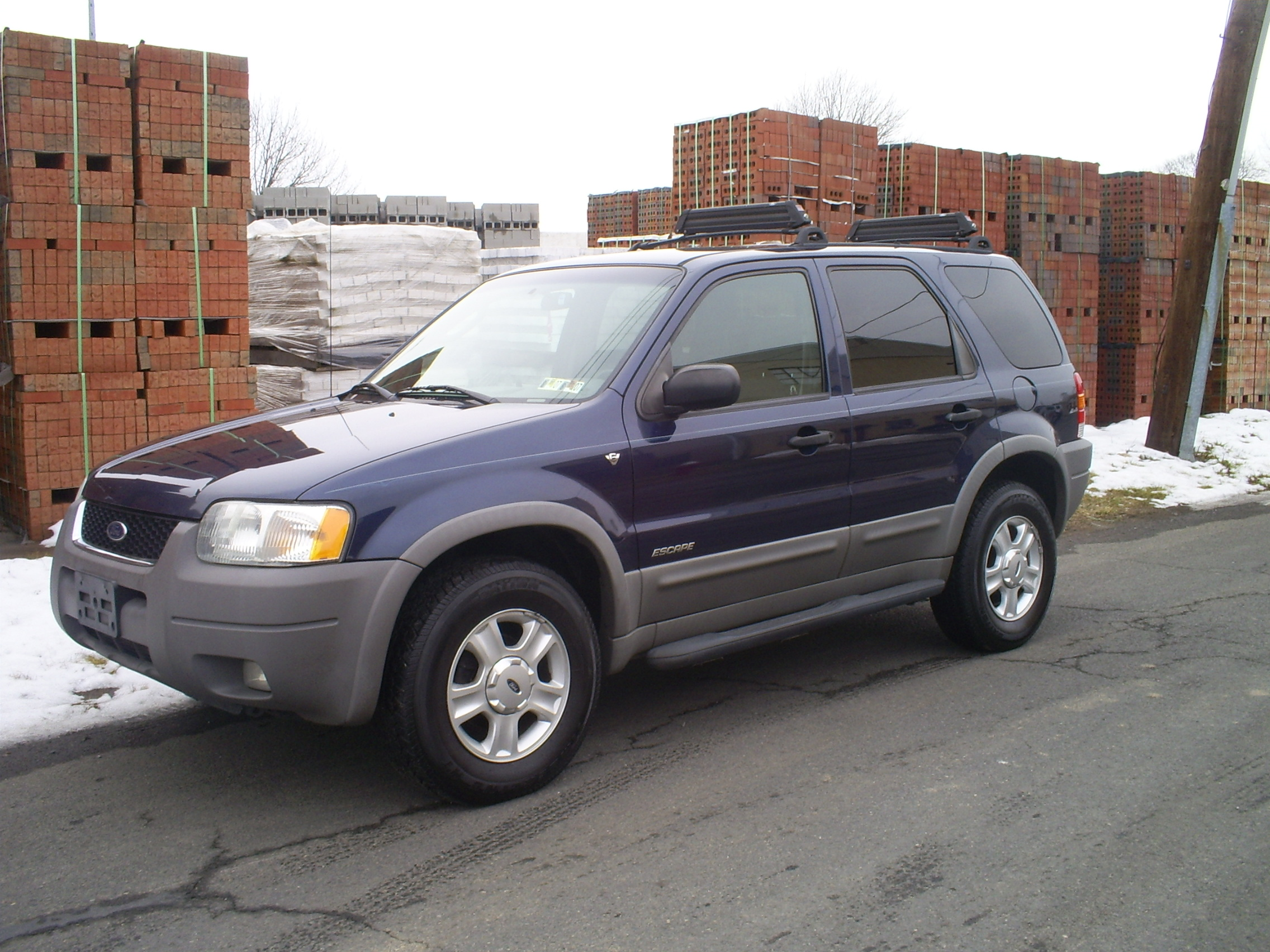 2002 Ford Escape #18