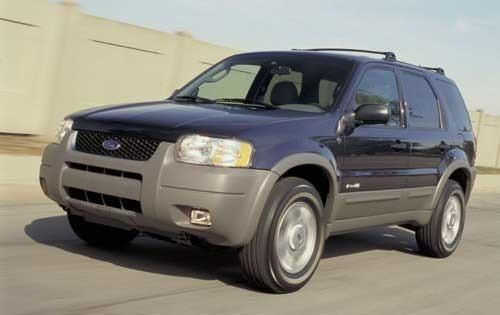 2002 Ford Escape #17