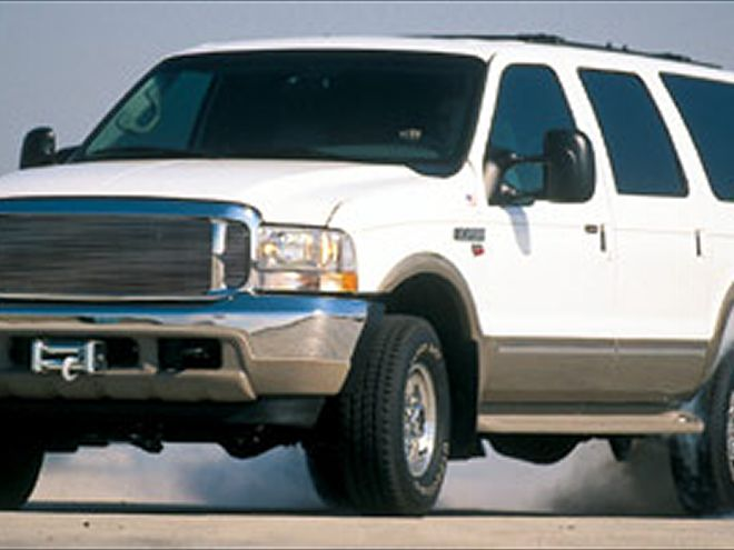 2002 Ford Excursion #23