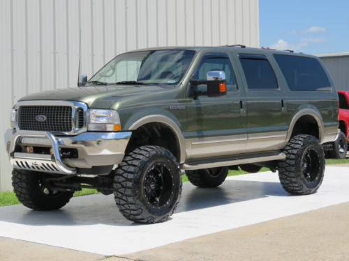 2002 Ford Excursion #22