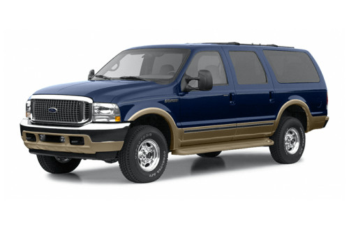 2002 Ford Excursion #15