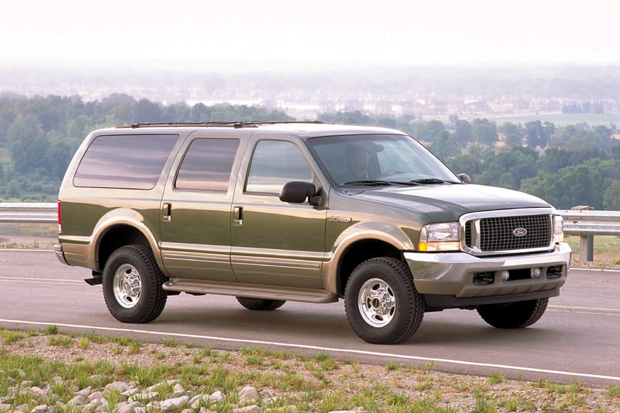 2002 Ford Excursion #16