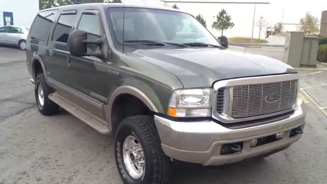 2002 Ford Excursion #21
