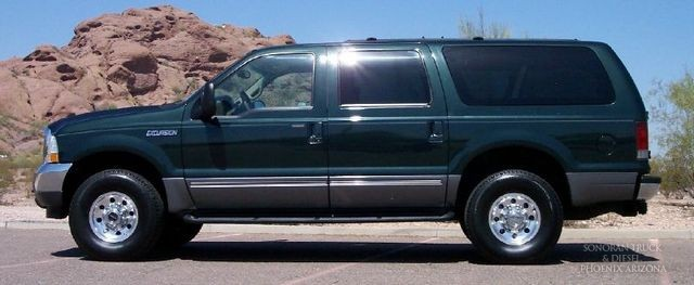 2002 Ford Excursion #17