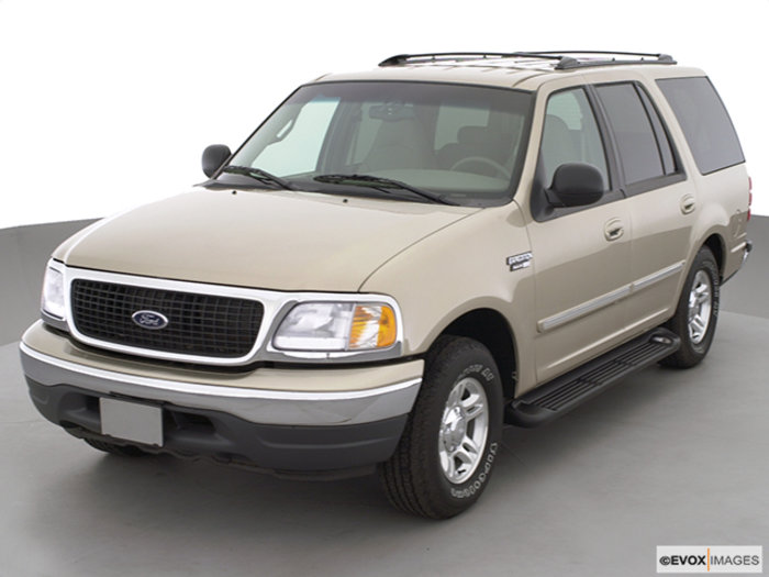 2002 Ford Expedition #18