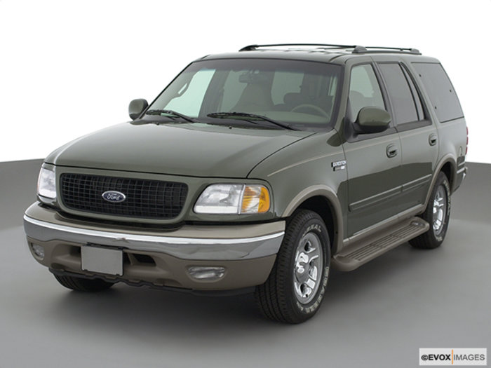 2002 Ford Expedition #21