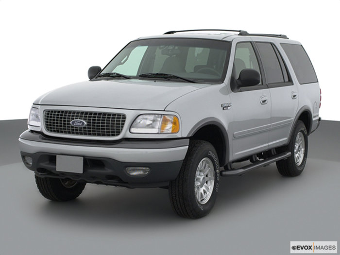 2002 Ford Expedition #20